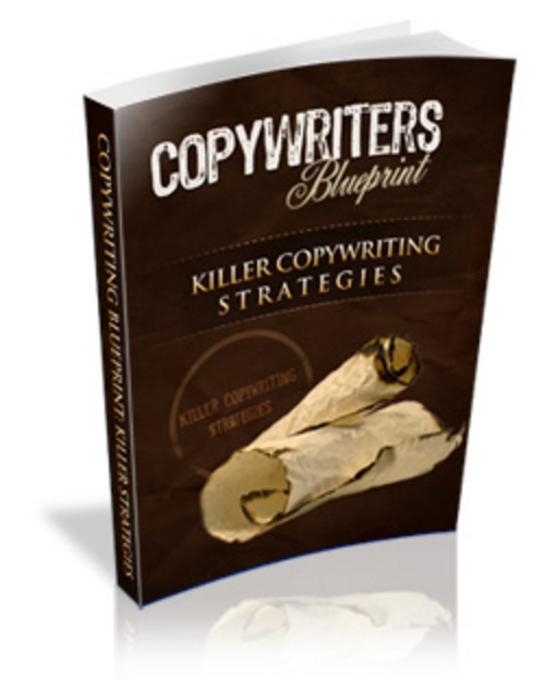 Product picture Copywriters Blueprint With MRR