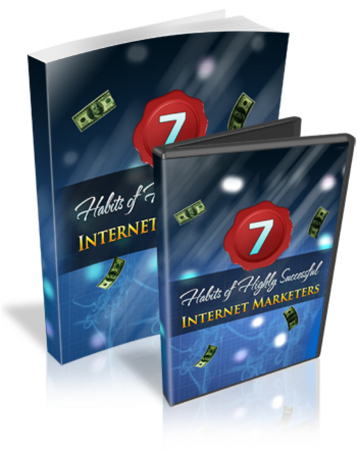 Product picture 7 Habits Of Successful IMers With MRR