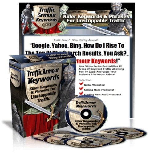 Product picture Traffic Armour Keywords With MRR